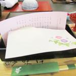 シラハマキーテラス ホテルシーモア - 先付けと食前酒の梅酒 '10 7月下旬