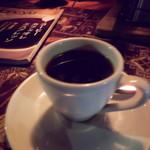 カフェ・アラジン - ホットcoffeeのみ。