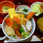 北海道料理ユック - ランチ 2013/05