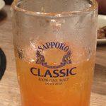 北海道ビール園 - メロンサワー