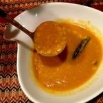 Puja - ダル(600円)豆スープ