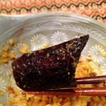 Puja - ムリ・ゴント(1,400円)魚の頭とベンガル香り米のドライカレー