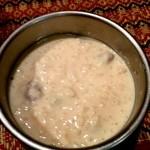 Puja - ココナッツ粥