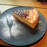 キュイジーヌ エ ヴァン アルル - チーズケーキ