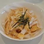 ポンム - 料理写真:サラダ