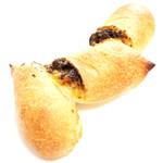 豆パン屋 アポロ - ジェノベーゼ (178円) '13 7月中旬
