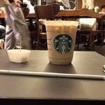 スターバックスコーヒー - 2013/07 スターバックス ラテ -ICED- Tall ¥380
