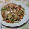 いわまつ食堂 - 料理写真:五目焼そば 700円