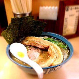 こだわりのラーメン・つけ麺を是非お召し上がりください!