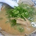 20186009 - チャーシュー麺