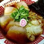 にこり - チャーシューワンタン麺