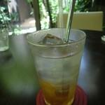 ちいろば - ゆず茶 アイス 350円
