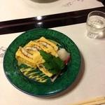 鰻割烹 伊豆栄 梅川亭 - 2013/07 う巻き