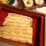 鰻割烹 伊豆栄 梅川亭 - 2013/07 白焼き