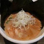 ぶっこ麺らーめん - 2013.07再訪 辛つけ麺(麺冷)