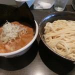 ぶっこ麺らーめん - 2013.07再訪 辛つけ麺(麺冷・普通盛)
