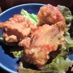 Sawadee Lemongrass Grill - 日替わりの鶏唐揚げ