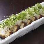 和風厨房 りゅう扇 - ◆鳥つくねのタレ焼き 525円◆