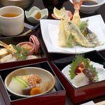 和風厨房 りゅう扇 - ◆天麩羅御膳 1260円◆