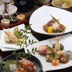 和風厨房 りゅう扇 - ◆お造り御膳 1260円◆