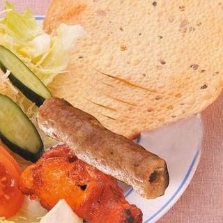 インド・ネパール料理の食べ放題は珍しいですよ☆