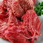 黒ぎゅう - 一度は食べてほしい志方の和牛上セセリ。希少部位なので売り切れごめんなさい。