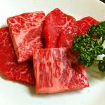 黒ぎゅう - 和牛ロース(+赤身肉)