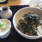20189181 - 山菜そば