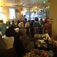 MOMO curry - ライブ風景