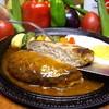 ひろはま - 料理写真:西洋亭ひろはま自慢のHAPPYな黒毛和牛黒豚のハンバーグステーキ