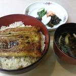 20192257 - ミニうな丼 1,400円