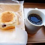 サンエトワール - ふわふわ金時パンと珈琲