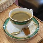 メリーエンジェル - 料理写真:食後の珈琲
