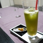 桃組 - 太きゅうりとオレンジ600円
