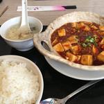 陳記厨房 - 麻婆豆腐定食650円