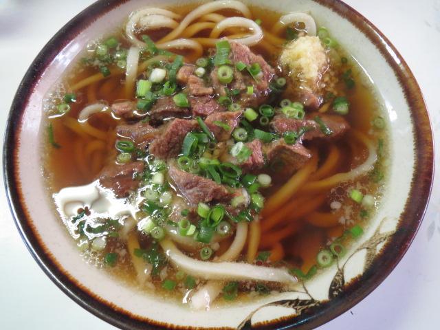 久野 - 肉うどん(小) 500円