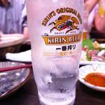さかなの台所 オリエンタル - 酎ハイ300円