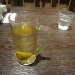 20197213 - 梅酒のお湯割り(430円)