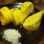 仙壱屋 - 厚焼き卵350円