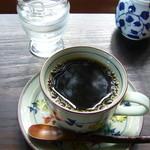 モクモク ハウス - 料理写真:ブレンドコーヒー
