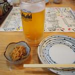 20199170 - 生ビール(500円)