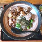 とりじん - 旨鶏丼 800円