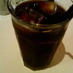 ブルー・ブランシュ - アイスコーヒー