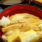 鮨・季節料理 池田屋 - 料理写真:あなご丼