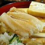 鮨・季節料理 池田屋 - あなご丼