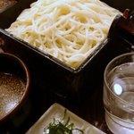 麺房 八角 - ごま汁うどん