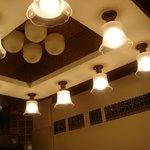 麺房 八角 - 照明