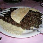 アラビア料理 アルアイン - ラムチョップ