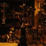 アラビア料理 アルアイン - 水タバコ