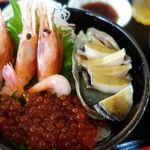 鶴亀温泉 レストラン -